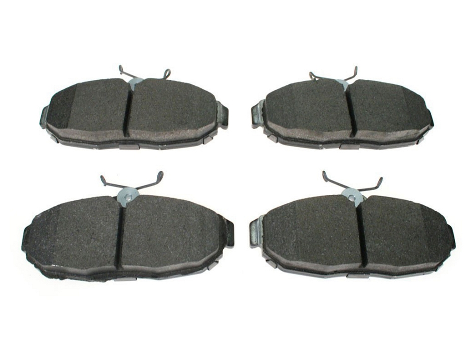 Hawk Mustang Ceramic Rear Brake Pad Set (2015-2020)