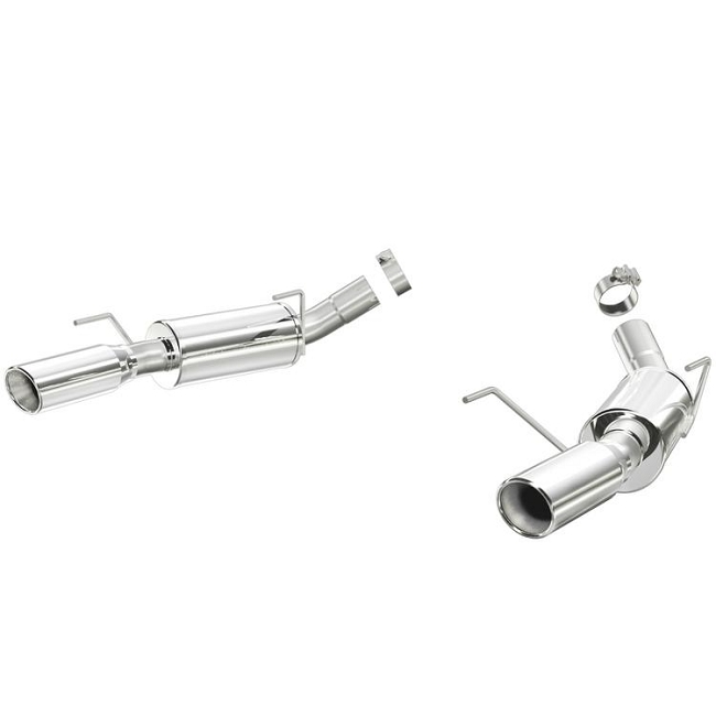 MagnaFlow Mustang GT Competition Series Axle-Back Exhaust (2005-2009)