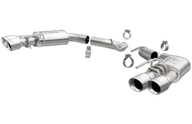 Magnaflow Mustang GT Competition Series Axle-Back (2018-2020)