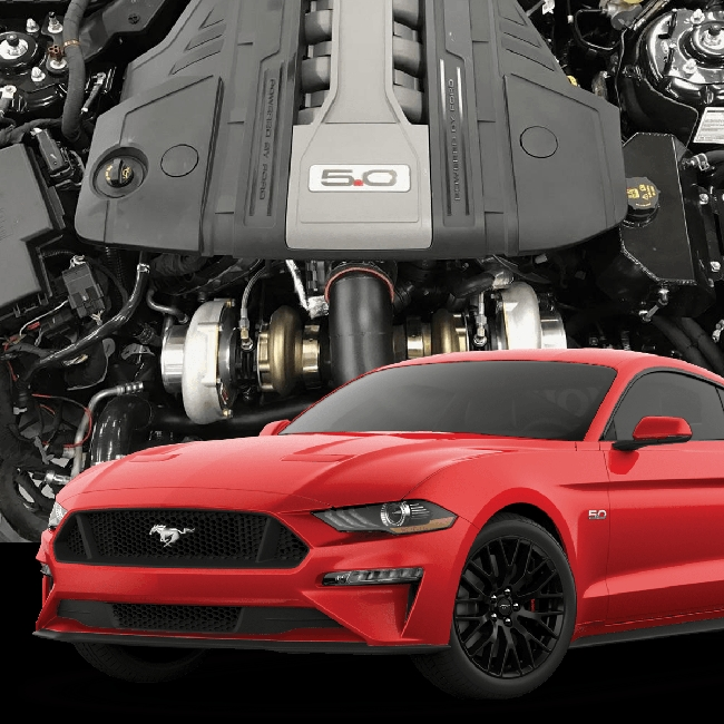 Hellion Power Systems Mustang GT Twin Turbo System (2018)