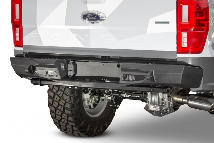 Addictive Desert Designs Range Stealth Fighter Rear Bumper (2019)