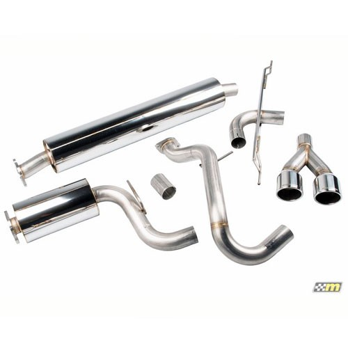 Mountune Focus ST High Flow Exhaust (2013-2018)