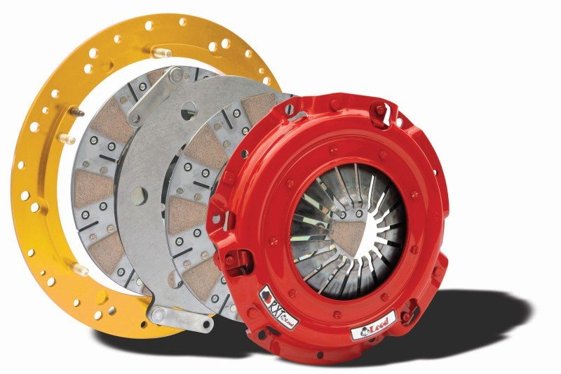 McLeod Shelby GT500 RXT Clutch With Steel Flywheel - 26 Spline (2007-2009)