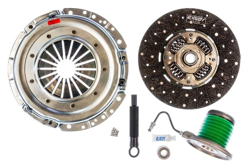 EXEDY Mach 400 Racing Stage 1 Organic Clutch Kit, 26 Spline Mustang GT (2005-2010)