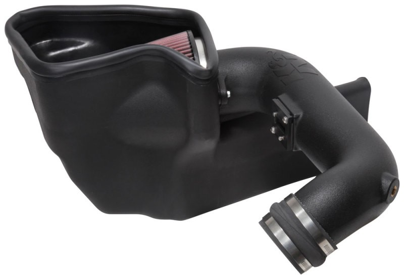 K&N Mustang GT V8 5.0L Aircharger Cold Air Intake (2018-2019)
