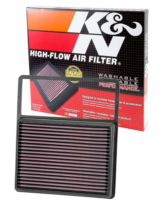 K&N Air Filter Fusion 2.0L L4 F/I (excl. Turbo) 2013-2018