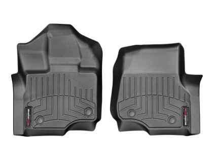 WeatherTech F-150 Front Floor Liners - Supercrew / Supercab (2015-2021)