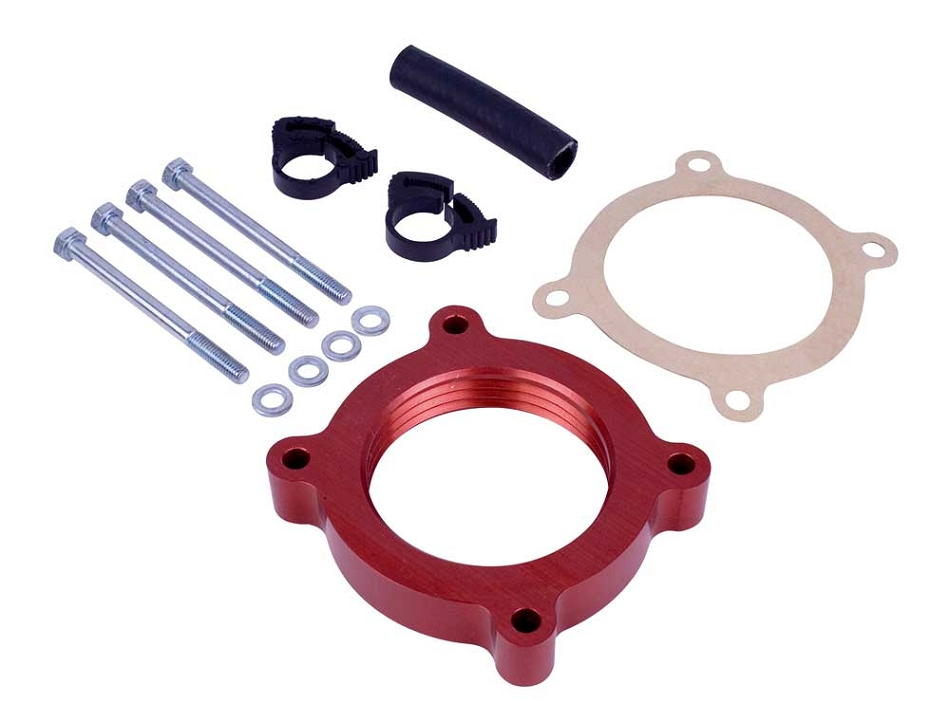 Airaid Mustang/F-150 V6 PowerAid Throttle Body Spacer (2011-2014)