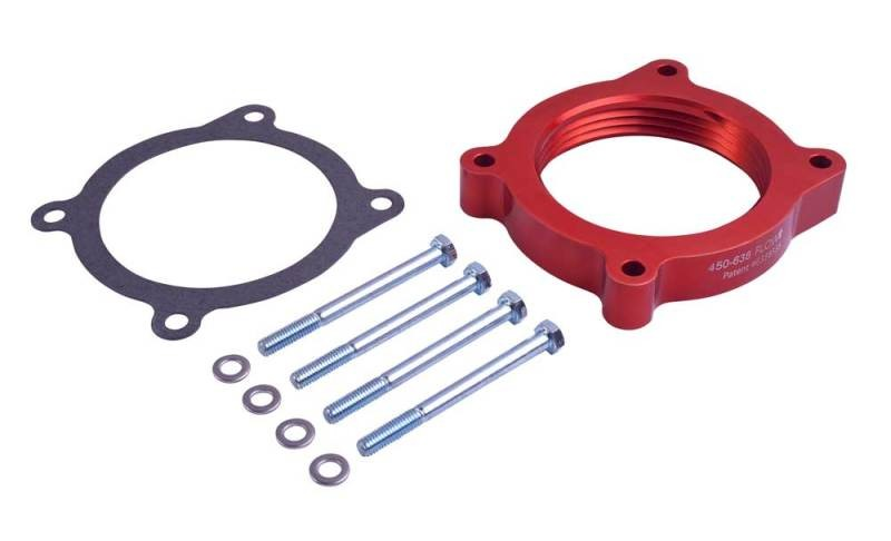 Airaid Mustang/F-150 5.0 PowerAid Throttle Body Spacer (2011-2020)