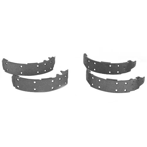 Centric Mustang Rear Drum Brake Shoes (79-93)