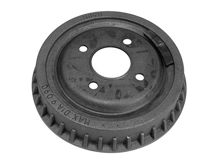 Centric Mustang Standard Rear Brake Drum (79-93)