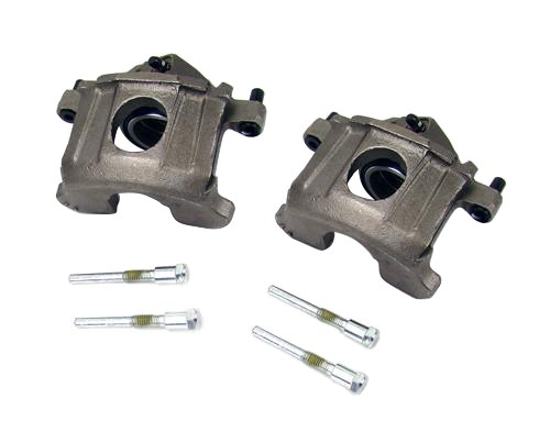 Centric Mustang Front Brake Caliper Pair (87-93 5.0)