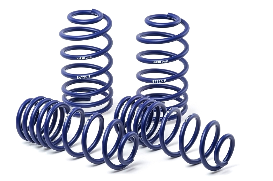 H&R Explorer AWD Lowering Springs (2020)