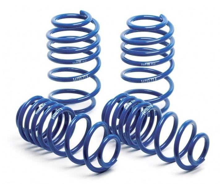 H&R Mustang GT/Cobra/Mach 1 Super Sport Lowering Springs - Coupe (1996-2004)