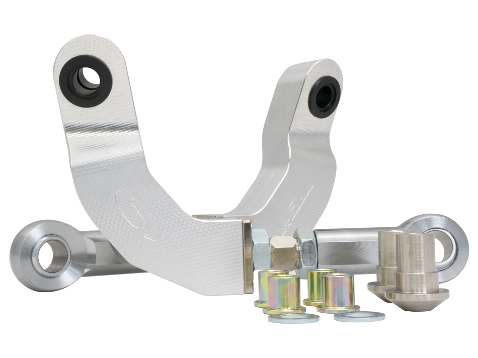 Steeda S550 Mustang Rear Adjustable Camber Arms (15-17 All)