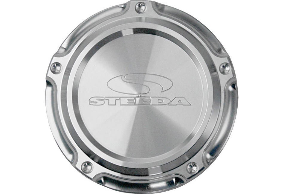 Steeda Billet Mustang Oil Cap Cover (86-17)