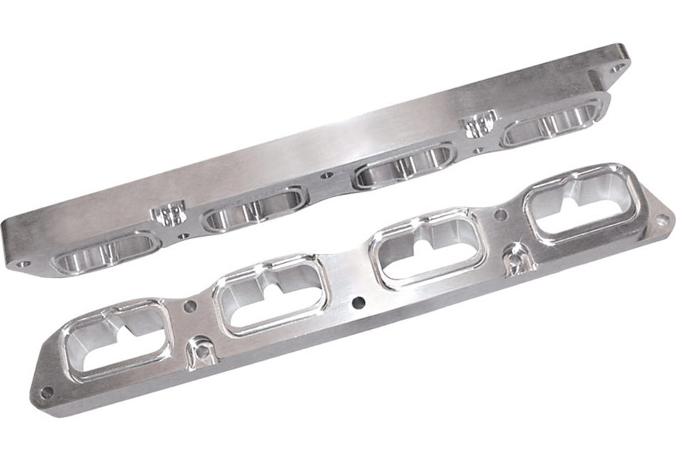 Steeda Mustang Billet Charge Motion Control Plates (2005-2008)