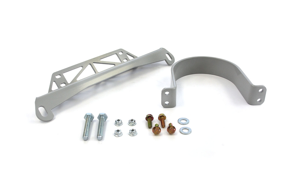 Steeda S550 Mustang NHRA Legal Driveshaft Safety Loop (2015-2020)