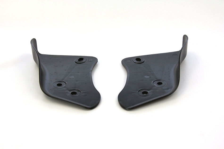 Steeda S550 Mustang Brake Cooling Deflector Kit (2015-2020)