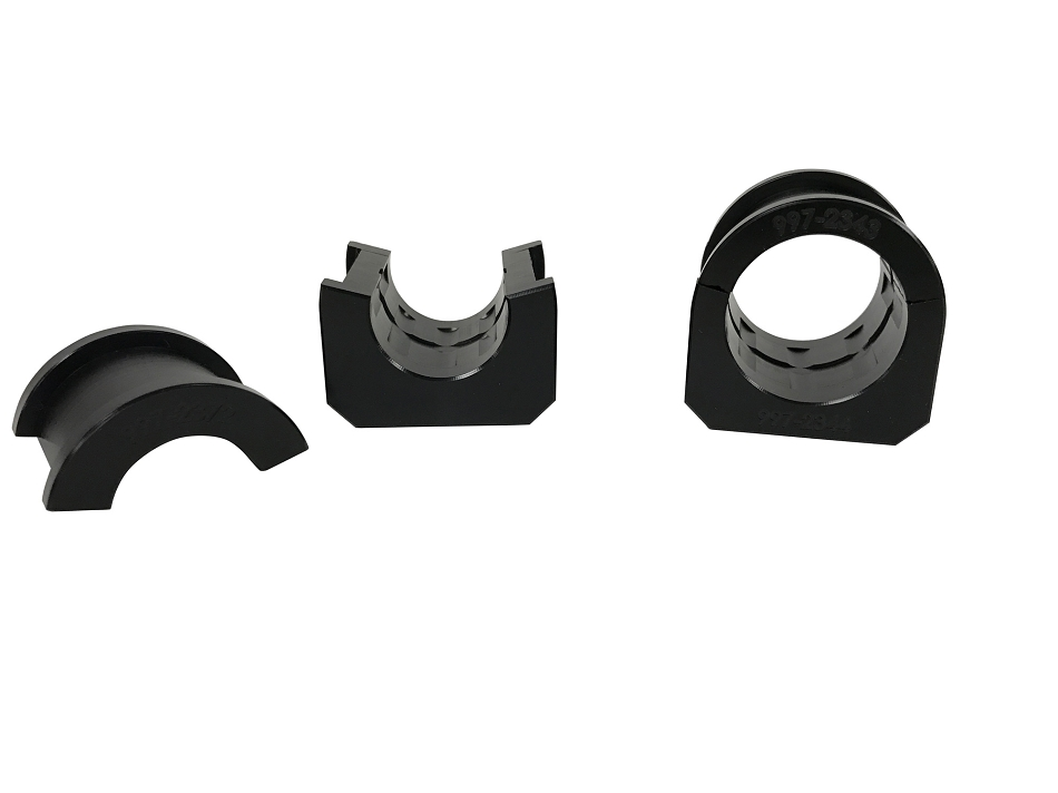 Steeda Delrin Rear Swaybar Bushings for 1-1/8