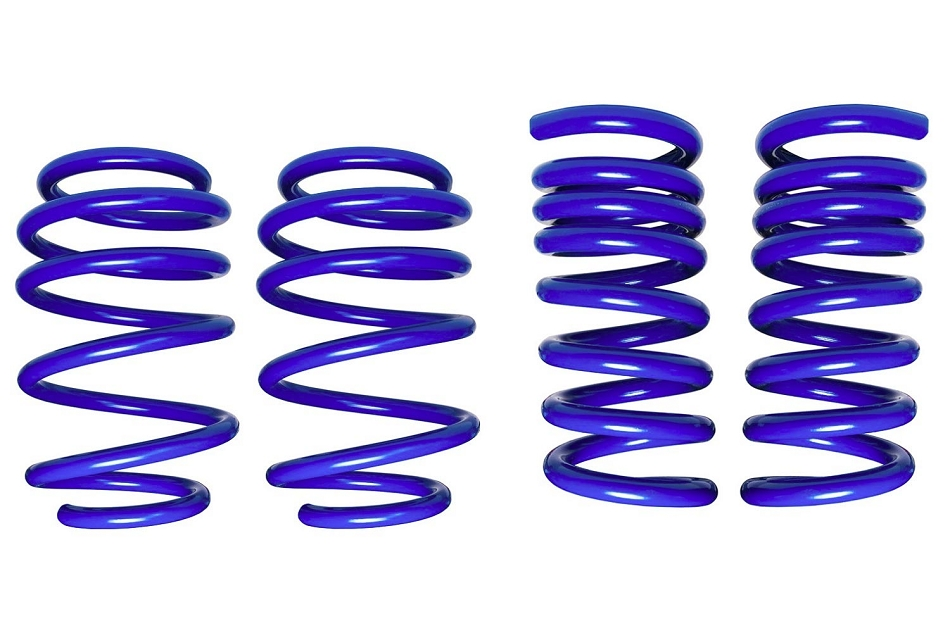 Steeda S550 Mustang MagneRide Dual Rate Ultimate Handling Lowering Springs (2015-2020)