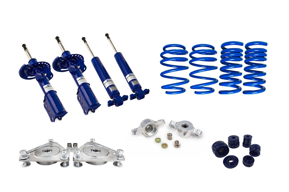 Steeda's S550 Build Your Own Suspension Package (2015-2019 Mustang)