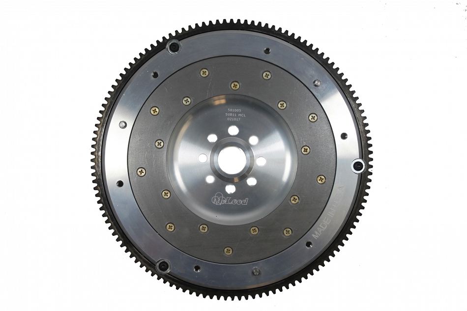 McLeod Mustang GT/Cobra/BOSS 302 Aluminum Flywheel 8 Bolt - 164 Tooth (1996-2004/2011-2014)