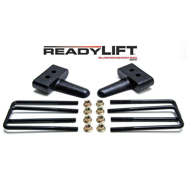 ReadyLIFT F-150 1.5'' REAR BLOCK KIT - RWD (2004-2020)