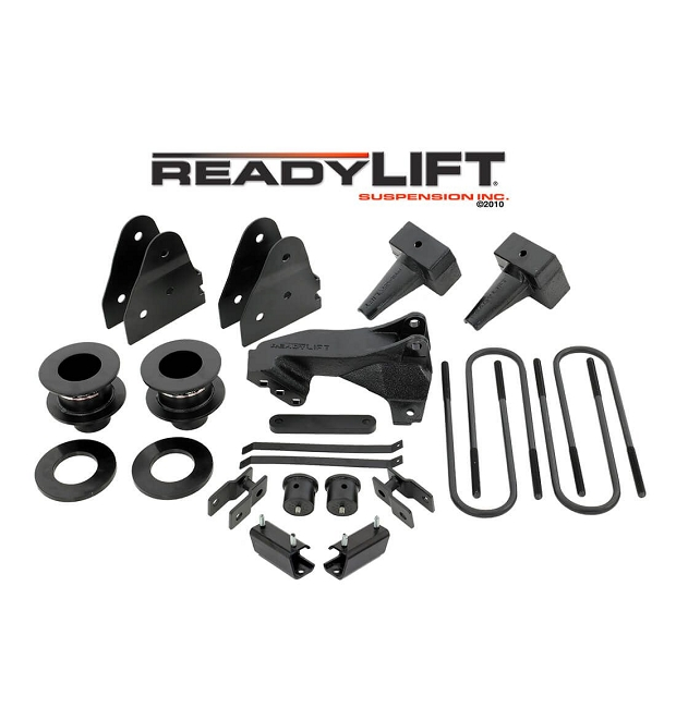 ReadyLIFT 3.5'' SST Lift Kit (11-16 4WD F-250/F-350 Super Duty 2-Piece Drive Shaft)
