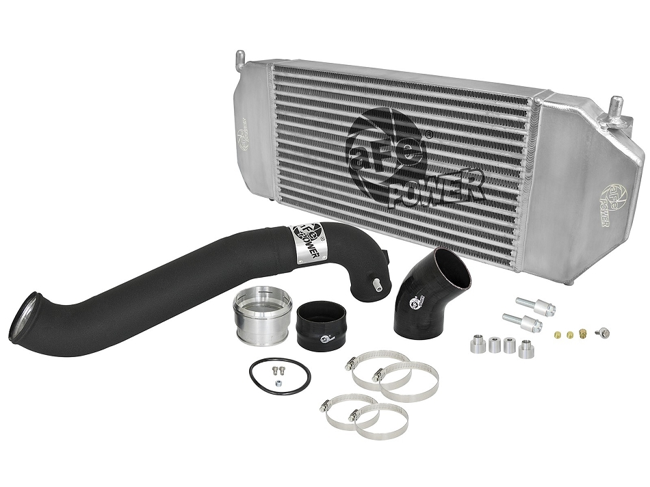aFe POWER 2017 Raptor BladeRunner GT Series Intercooler with Tube