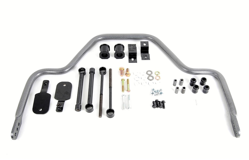 Hellwig Adjustable Sway Bar 2017 Ford F250 / F350 4wd (Single rear wheel and dually )- 2
