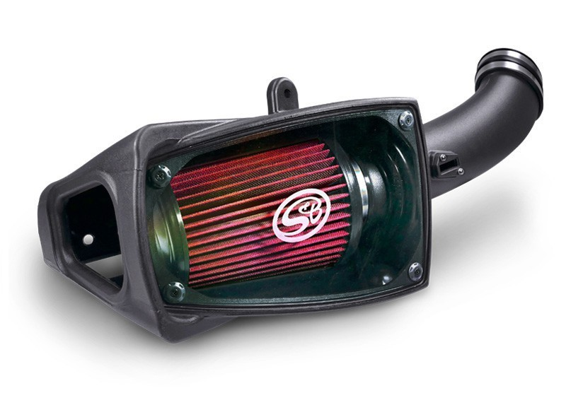 S&B Filters F-250/F-350 Powerstroke 6.7L Cold Air Intake  - Oiled (2011-2016)