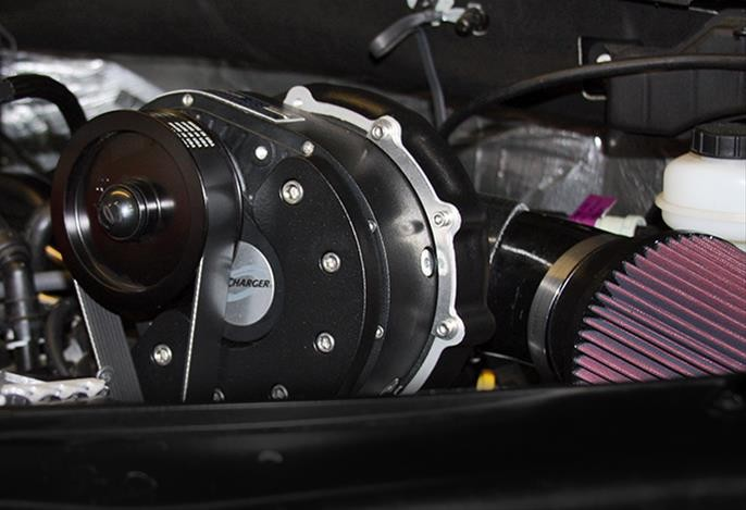 Procharger F-150 5.0L Stage 2 P-1SC-1  Supercharger with High Output Intercooled System (2015-2017)