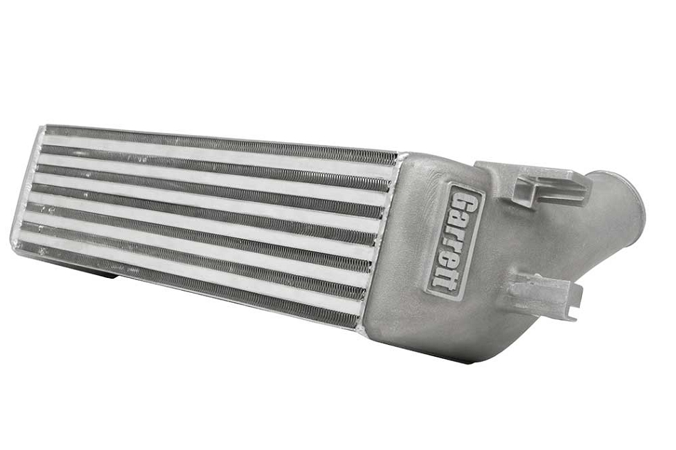 Garrett Intercooler (CARB Legal) for 2015-2019 Mustang 2.3L Ecoboost