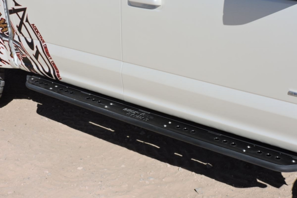 Addictive Desert Designs F-Series Rock Slider Side Steps 4 Door (2015-2019)