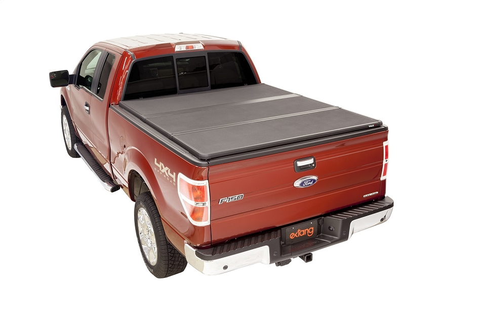 Extang Solid Fold 2.0 Tool Box Matte Black Tonneau Cover (1999-2019)
