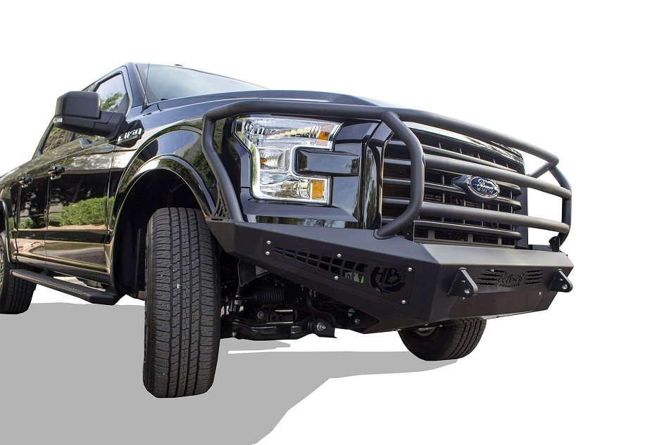 Addictive Desert Designs F-150 Honey Badger Rancher Front Bumper (2015-2017)