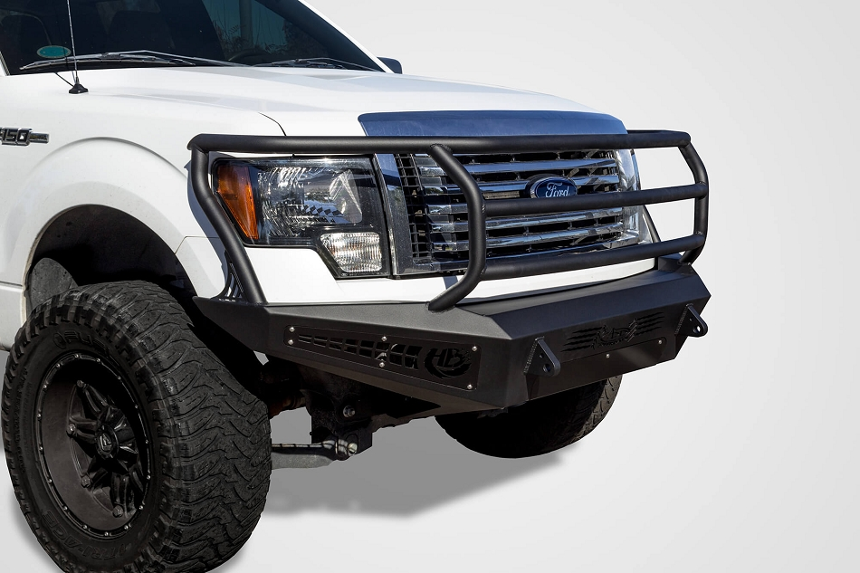 Addictive Desert Designs F-150 Honey Badger Rancher Front Bumper (2009-2014)