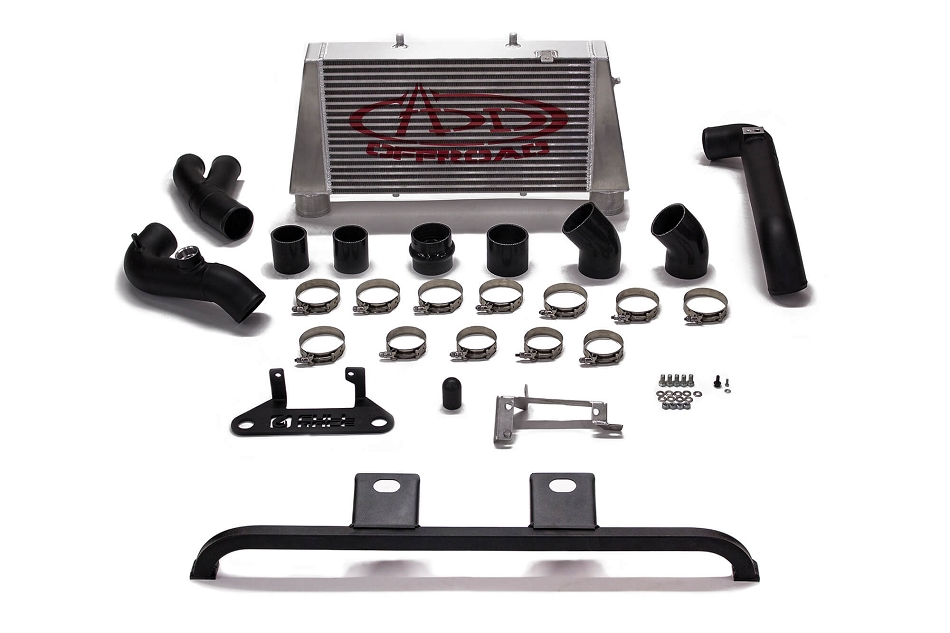 Addictive Desert Designs 2017 Raptor Intercooler Relocation Kit