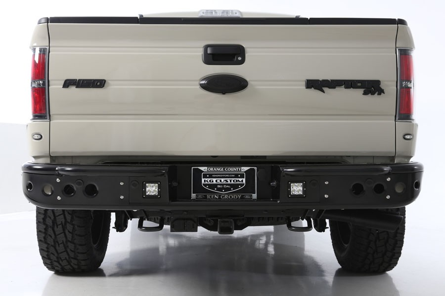 Addictive Desert Designs 2009-2014 F-150 Raptor Venom Rear Bumper
