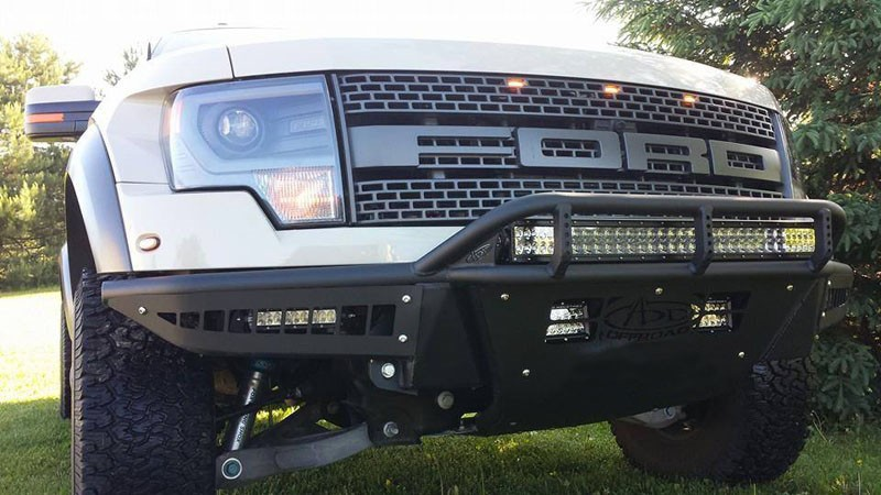 Addictive Desert Designs 2010-2014 Raptor Race Series Front Bumper