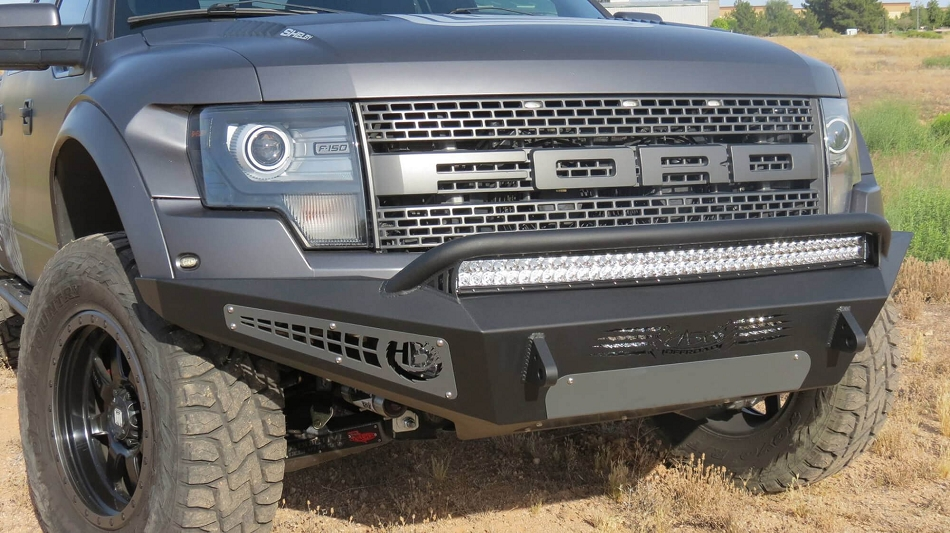 Addictive Desert Designs 2010-2014 Raptor Honey Badger Front Bumper