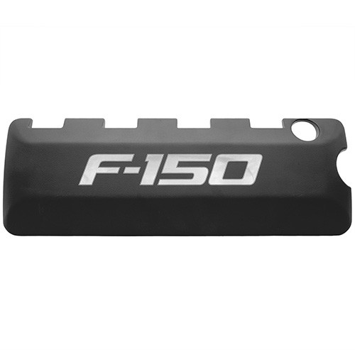 Ford Performance 5.0L Coyote Early Style Logo Black Coil Covers F-150 (2011-2017)