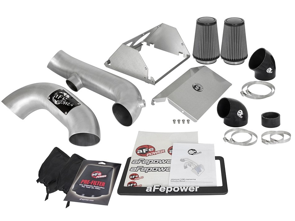 aFe Raptor/F150 Magnum Force Stage 2 Pro Cold Air Intake - Dry (2017-2019)