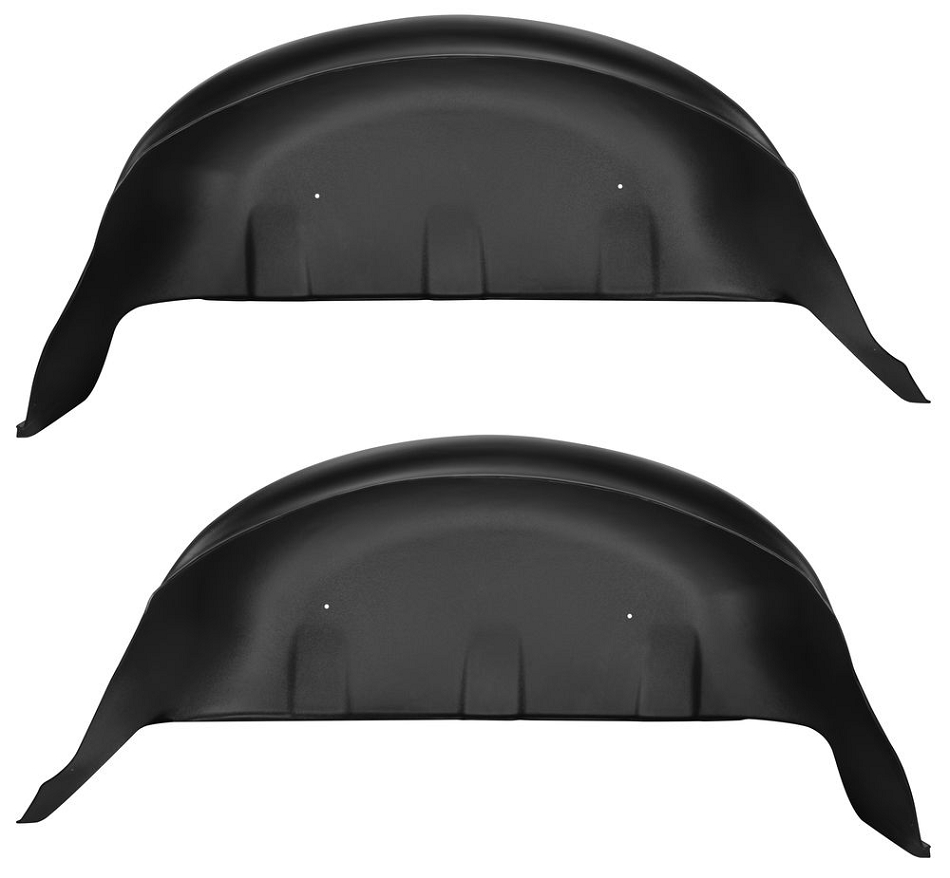 Husky Liners SuperDuty Rear Wheel Well Guards F-250/F-350 (2017-2018)