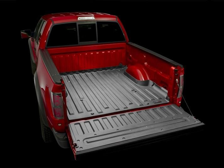 WeatherTech TechLiner Bed Liner  F-150 With 5.5' Bed (2004-2014)