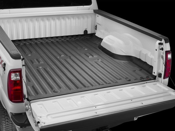 WeatherTech TechLiner Bed Liner SuperDuty With 6.5' Bed 2009-2016