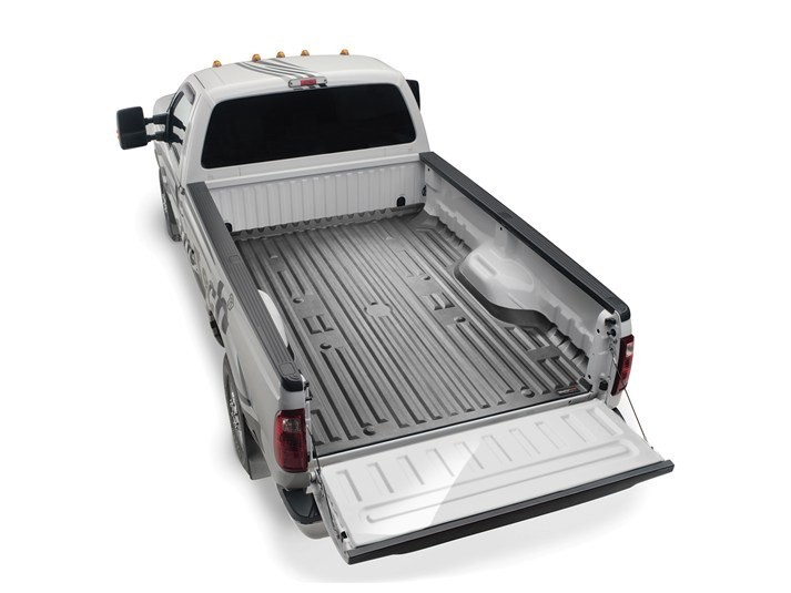 WeatherTech F-250/F-350 TechLiner Bed Liner - 8' Bed (2009-2016)