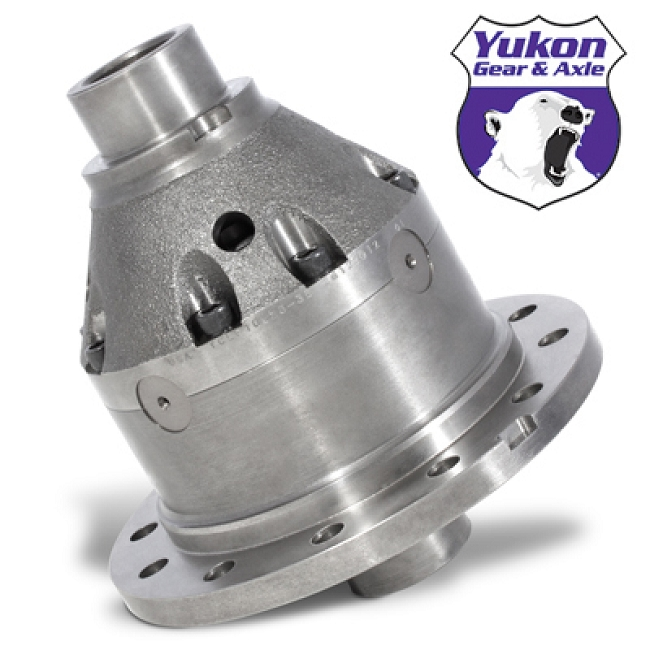 Yukon F-250/F-350 Grizzly Locker Rear Differential for 10.25