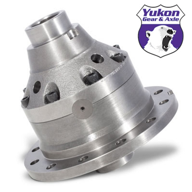Yukon Gear Grizzly Locker Front Dana 60, 4.56 & up F-250/F-350 w/ 35 Spline Axles (1979-2015)